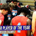 DJ Sinkler Player of the YEAR!! AC Flora Conference Champs, AGAIN!