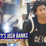 QUEEN CITY'S FINEST Josh Banks is a COMPLETE PROBLEM !! Olympic HS Star is About to BREAK OUT!
