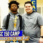 Russell Branch MAKES IT LOOK EASY at #SCPhenom150! MVP Raw Highlights!