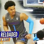 Jaden Seymour, AJ Smith, & Tristan Maxwell READY TO RUN CHARLOTTE! Team CLT 17U Raw Highlights!!!