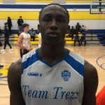 "2020 6'5 Keishon Porter (Team Trezz) brings that ""dog"" mentality to Phenom Challenge"