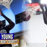 "Kuluel Mading is 6'10"" DOING THAT?! Tyler Young a 6'8″ DOUBLE/DOUBLE MACHINE for NL Disciples"