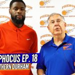 Ep 18: PHENOM PHOCUS — Rick Catches up With NBA Draft Pick David Noel about Giving Back