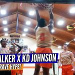 KD Johnson x Corey Walker … Hargrave is About to be a MOVIE This Year 🍿