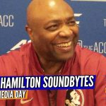 Leonard Hamilton TALKS ACC Basketball: 2019 Media Day Sound Bytes!