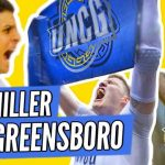 NCAA Champ Wes Miller Learned from a GOAT in Roy Williams & Putting UNCG on the MAP!