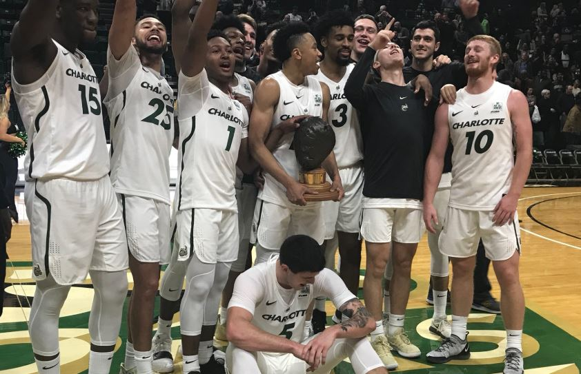This was Just 1 Game … Charlotte Regains that Ugly Hornets Nest Trophy