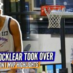 6'3″ Austin Locklear Earns MVP at Phenom 150 Session I Raw Highlights