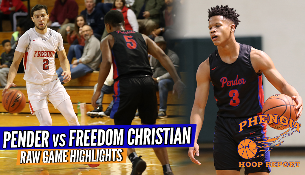 Jajuan Carr GOES OFF against Top 5 Freedom Christian, Who Looks STACKED!! Jayden Doyle Breaks Out!
