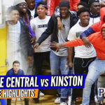 HIGHLIGHTS: Samage Teel Scores 25 in Front of SOLD OUT CROWD; Kinston – Farmville Central!