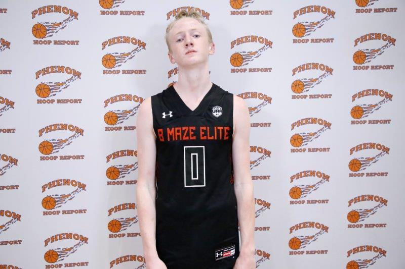 2023 Blue Cain earns SEC offer; high-majors taking notice