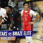 HIGHLIGHTS: CP3 All-Stars FIRST GAME BACK vs BMAZE Elite 17 (Top 10 Jahseem Felton/Brandon Hatfield)