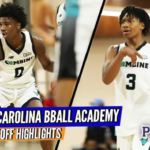 HIGHLIGHTS: Robert Dillingham Leads Combine to Opening Season WIN vs Carolina Basketball Academy!