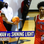 HIGHLIGHTS: Mikey Williams Scores 34 PTS & Throws Down WINDMILL vs Nasir Gibbs 44 PTS!