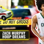He was SHOT IN THE FACE During Random Drive-By… Zach Murphy's Hoop Dream WON'T BE STOPPED!!