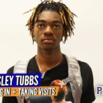 INTERVIEW: 2023 Wesley Tubbs III Gives Recruitment Update + Expanding HIS Game + Season Preview!